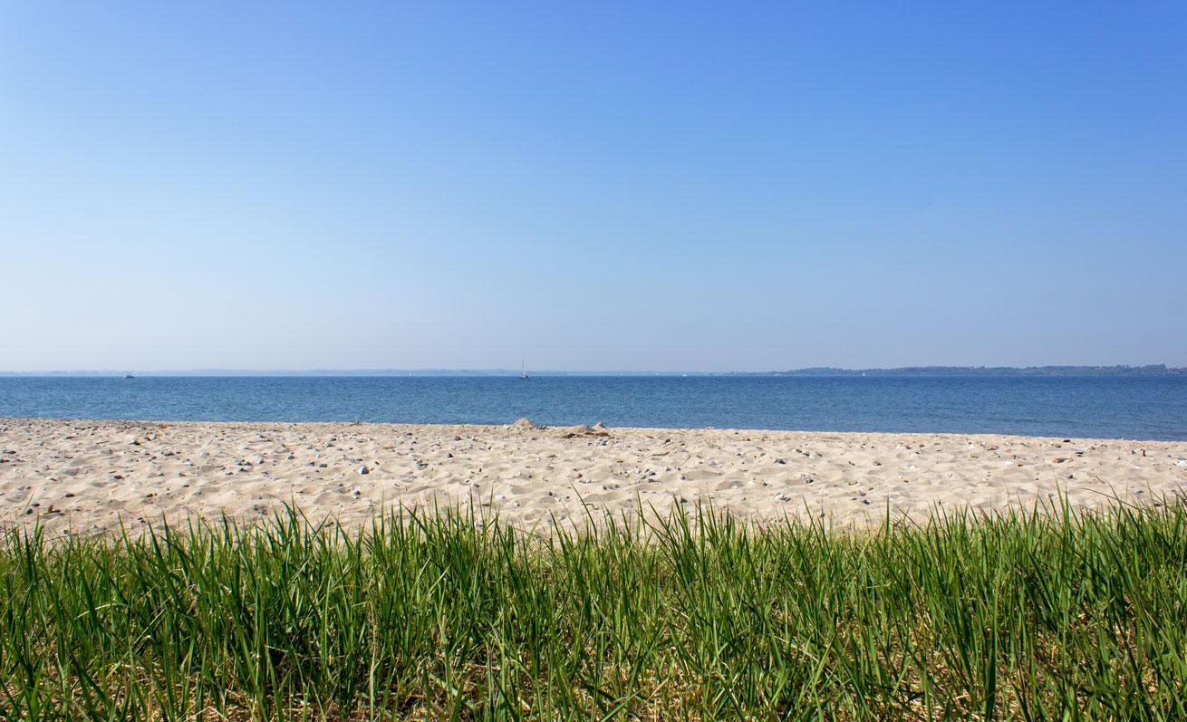 Strand in Langballigau