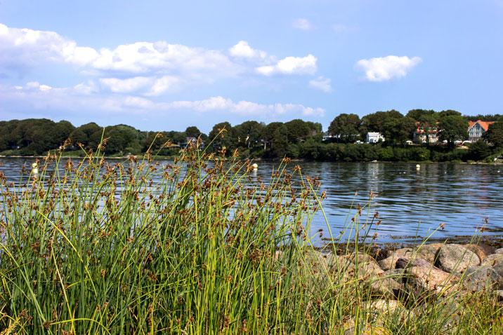 Stadtstrand Solitüde in Flensburg