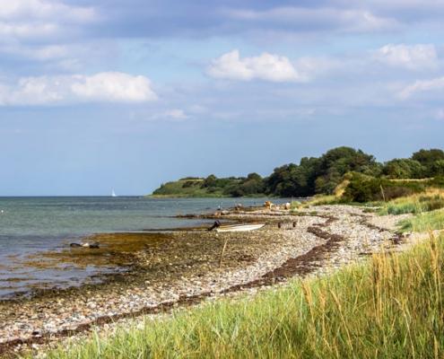 Strand in Habernis